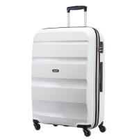 American Tourister Bon Air Spinner L White