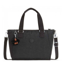 Kipling Amiel Schoudertas True Black
