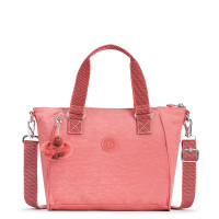 Kipling Amiel Schoudertas Dream Pink