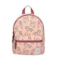 Kidzroom Kinder Rugzak S Animal Academy Cat