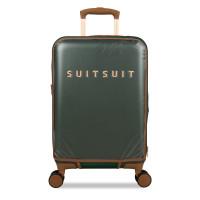 SuitSuit Fab Seventies Classic Beschermhoes 55 cm Beetle Green