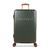 SuitSuit Fab Seventies Classic Beschermhoes 66 cm Beetle Green