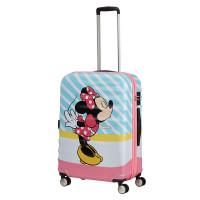 American Tourister Wavebreaker Disney Spinner 67 Minnie Pink Kiss