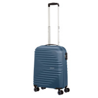 American Tourister Wavetwister Spinner 55 Dark Navy
