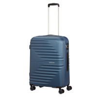 American Tourister Wavetwister Spinner 66 Dark Navy