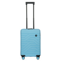 Bric's Be Young Ulisse Trolley 55 Sky Blue
