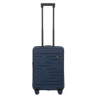 Bric's Be Young Ulisse Trolley 55 Expandable Ocean Blue