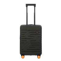 Bric's Be Young Ulisse Trolley 55 Expandable Olive