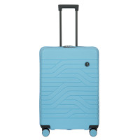 Bric's Be Young Ulisse Trolley Medium Expandable Sky Blue