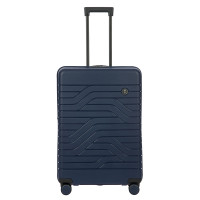 Bric's Be Young Ulisse Trolley Medium Expandable Ocean Blue