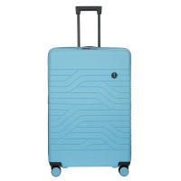 Bric's Be Young Ulisse Trolley Large Expandable Sky Blue