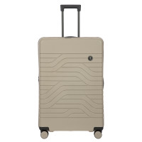 Bric's Be Young Ulisse Trolley Large Expandable Dove Grey