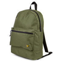 Lyle & Scott Core Backpack Woodland Green