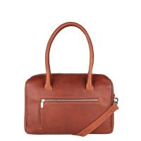 Cowboysbag Bag Darwing Schoudertas Cognac