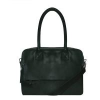 "MyK Bag Focus 13"" Laptoptas Emerald Green"