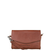 Cowboysbag Bag Robbin Schoudertas Cognac 2220