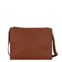 Cowboysbag Clean Bag Rye Schoudertas Cognac