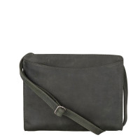 Cowboysbag Clean Bag Rye Schoudertas Dark Green