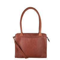 Cowboysbag Bag Saron Schoudertas Cognac