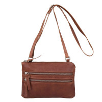 Cowboysbag Bag Tiverton Schoudertas Cognac