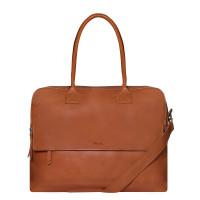 "MyK Bag Focus 15"" Laptoptas Caramel"