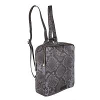 MyK Bag Forest Backpack Python Grey