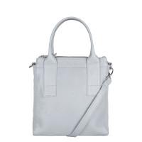 MyK Bag Ivy Schoudertas Silver Grey
