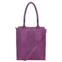 MyK Bag Lotus Schoudertas Plum