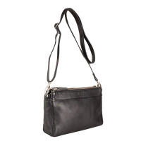 MyK Bag Rose Schoudertas Black