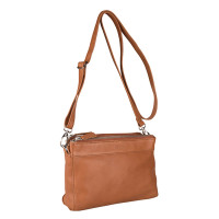 MyK Bag Rose Schoudertas Caramel