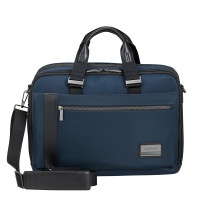 "Samsonite Openroad 2.0 Bailhandle 15.6"" Expandable Cool Blue"