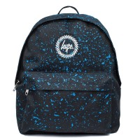 Hype Speckle Rugzak Black/ Sky Blue