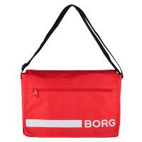 Bjorn Borg Baseline Flyer Low Shoulder Bag Red