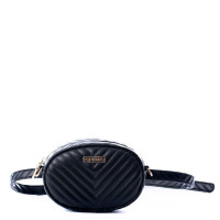 Spiral Black Label Bum Bag Bisou Black