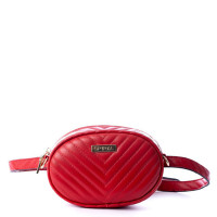 Spiral Black Label Bum Bag Bisou Lipstick Red