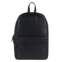 """Burkely Antique Avery Backpack Round 14"""" Black"""