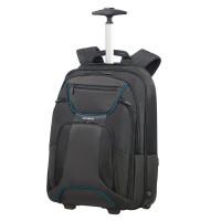 Samsonite Kleur Laptop Backpack Wheels 17.3'' Black/Anthracite