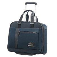 "Samsonite Openroad Rolling Tote 16.4"" Space Blue"