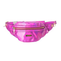 Spiral Black Label Bum Bag Bublegum Pink