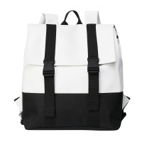 Rains Original Buckle MSN Bag Off White
