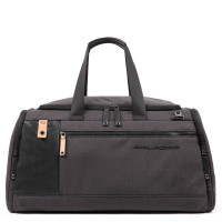 Piquadro Blade Duffle Bag Reistas Black