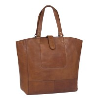 Chesterfield Oldham Shopper Cognac