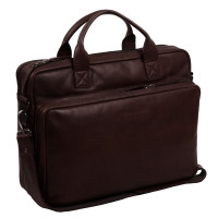 "Chesterfield Jackson Laptoptas 15.6"" Brown"