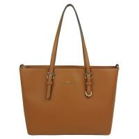 Flora & Co Shoulder Bag Saffiano Camel