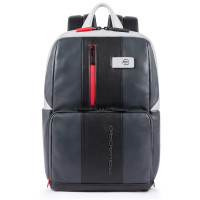 Piquadro Urban Computer Backpack 14'' Black/Grey