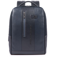 Piquadro Urban PC And iPad Cable Backpack 15.6'' Blue