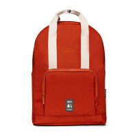 "Lefrik Capsule Backpack Laptop 14"" Rust"