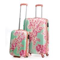 CarryOn 2-Delige Kofferset Bloesem