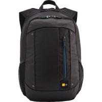 "Case Logic WMBP-115 15.6"" Jaunt Laptop Backpack Black"