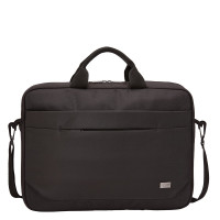 "Case Logic Advantage Attache 17.3"" Black"